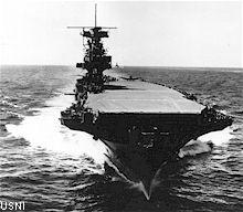 [Enterprise CV-6, July 1944]