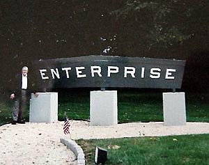 Enterprise Nameplate